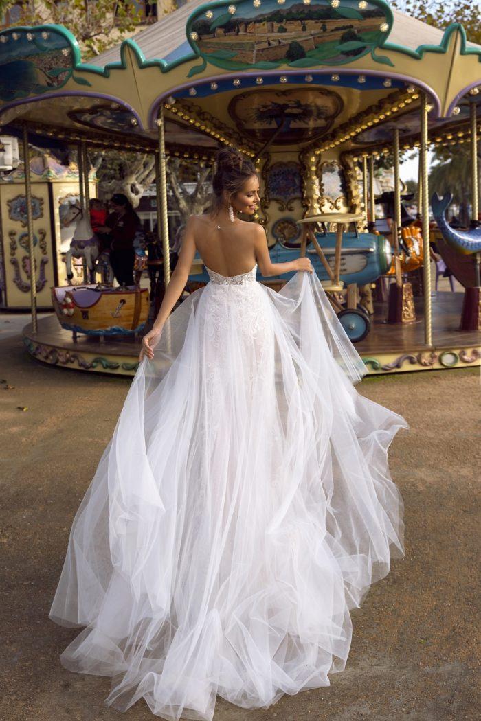 Sylvia esküvői ruha - Privé Esküvői Ruhaszalon Budapest