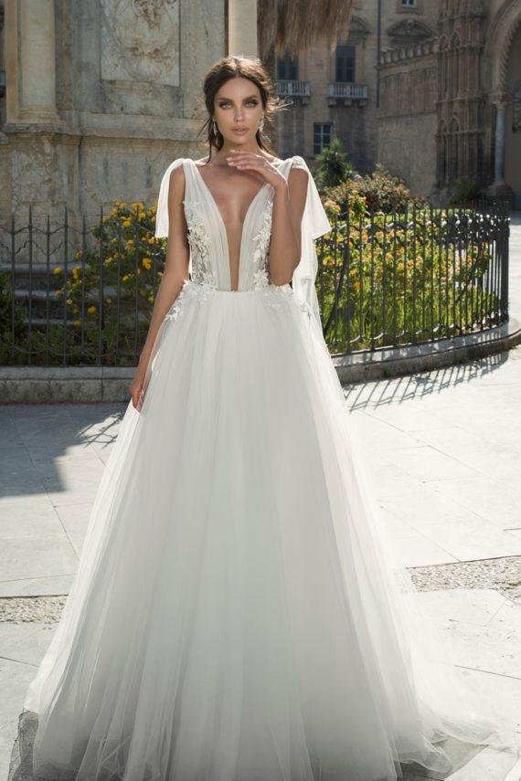 Dominiss Olivia Esküvői Ruha