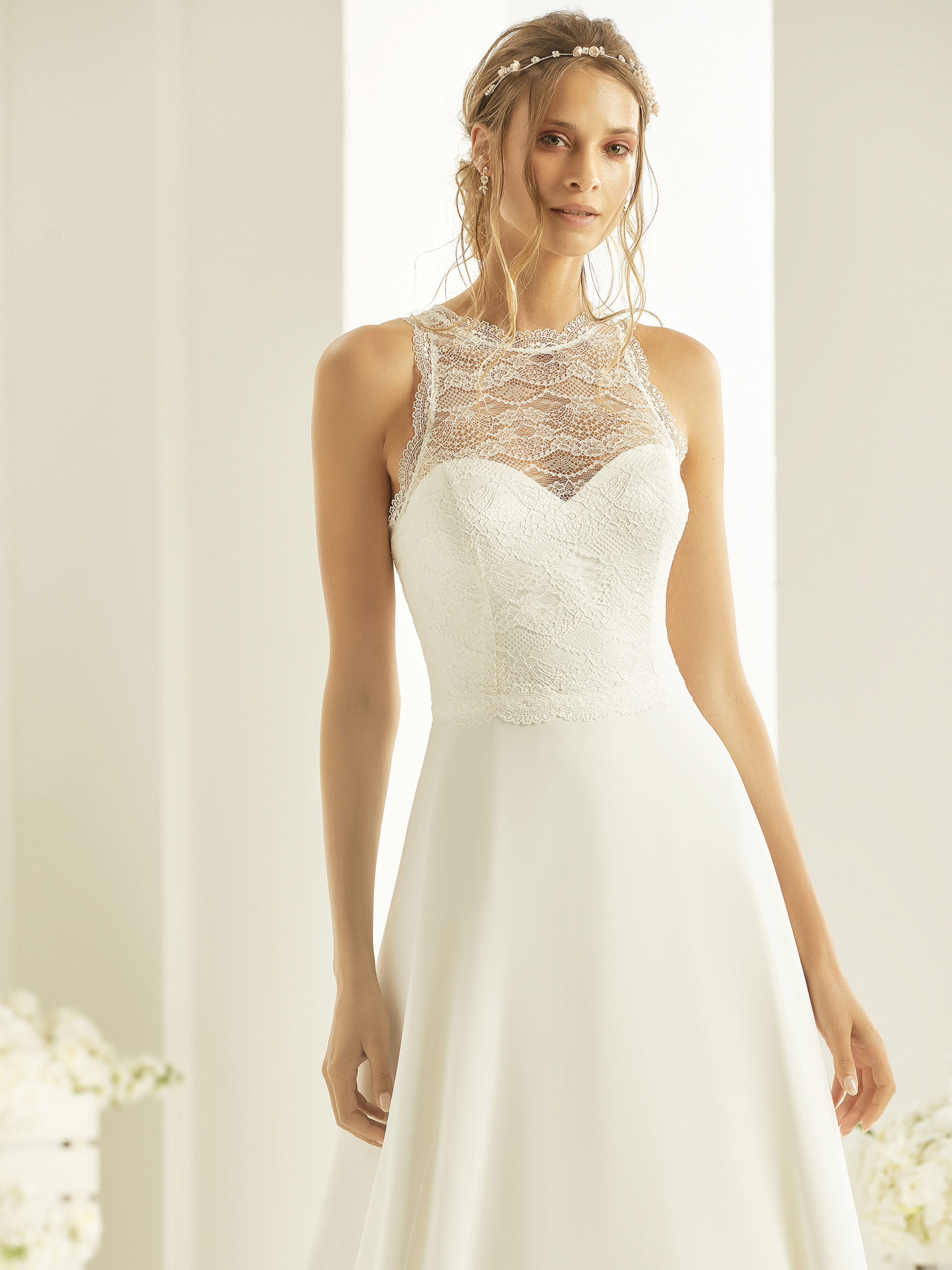 Nala menyasszonyi ruha
