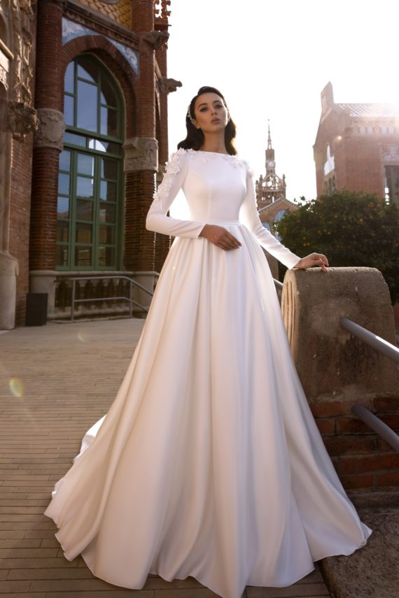 Tina Valerdi - Cordelia Esküvői Ruha