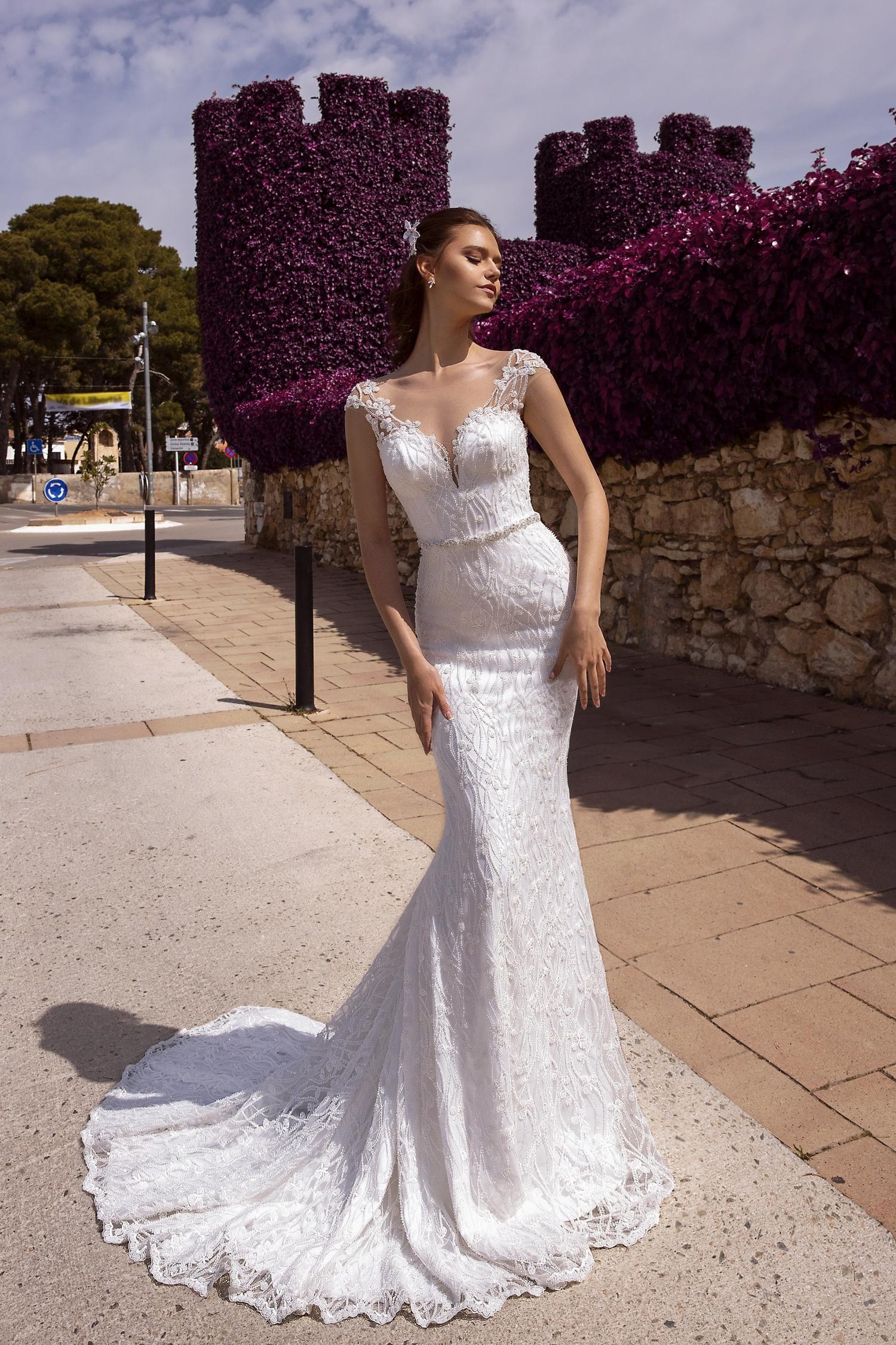 Tina Valerdi - Danika esküvői ruha