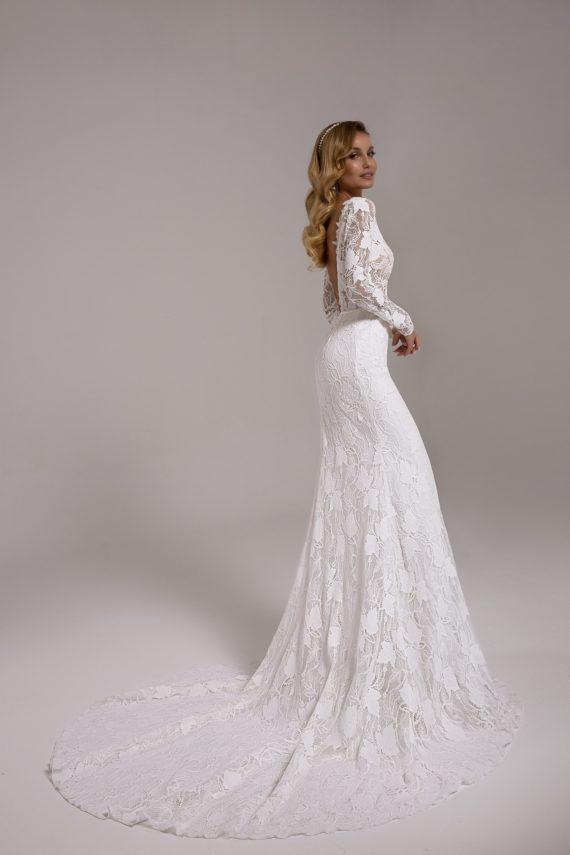 Tina Valerdi Debora Esküvői Ruha