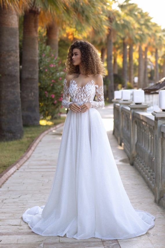Madison menyasszonyi ruha - Tina Valerdi