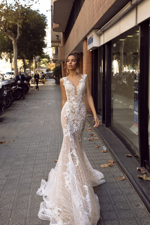 Roxy esküvői ruha Tina Valerdi